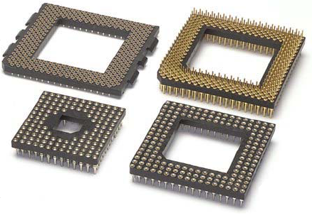 millmax PGA, BGA, PLCC, Sockets, Headers connectors